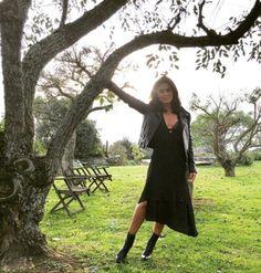 Juliana Paes vive a antagonista Carolina Castilho (Foto: Reprodução/Instagram)