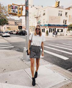 NYC Girl ❤️ #love #nyc #ootd #HM #summer