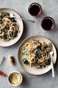 Spaghetti with Roast