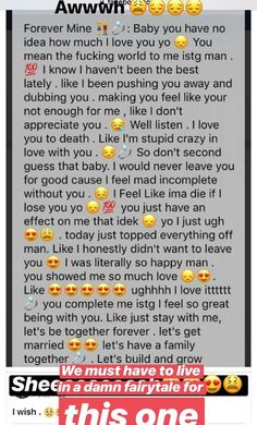 Paragraph To Her 7 Month Anniversary Insta Captions Relationship Goals Text