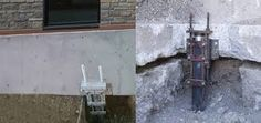 We are expert underpinning contractors for #Melbourne and offer a choice of #underpinning systems for any type of work.
