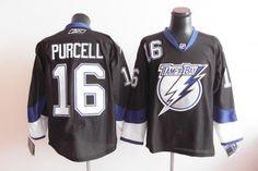 men custom Black Tampa Bay Lightning home personalized cheap hockey jerseys e2c2e3996