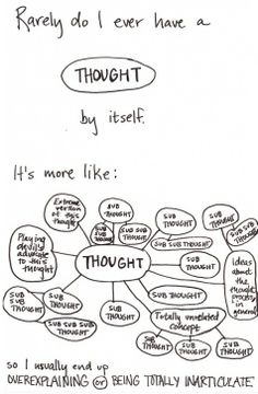 this is how my brain actually works laugh-a-little