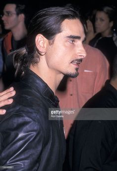 Singer Kevin Richardson of the Backstreet Boys attends the 18th Annual MTV Video Music Awards After Party Hosted by Jennifer Lopez and Stuff Magazine on September 6, 2001 at Man Ray Restaurant in new York City.