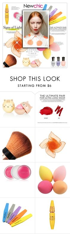 """""""NewChic 6. 25.12.2016"""" by goharkhanoyan ❤ liked on Polyvore featuring beauty, Urban Decay, Clinique, Deborah Lippmann and newchic"""
