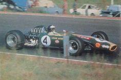 Jim Clark LOTUS 49 1968 Kyalami  South African GP  25th GP WIN !