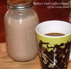 I love homemade gifts. Last Christmas, my cousin handed out little mason jars of homemade 'Bailey's' style Irish Coffee Creamer. Not only was it delicious, but it was prettily decorated and had a t...