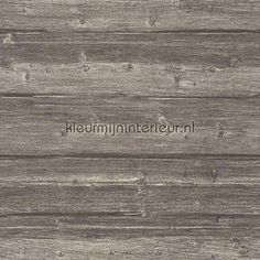 Blokhut planken diep grijs behang 51145109, Scandinavia van Noordwand Diep, Hardwood Floors, Flooring, Home Decor, Wood Floor Tiles, Wood Flooring, Decoration Home, Room Decor, Interior Design