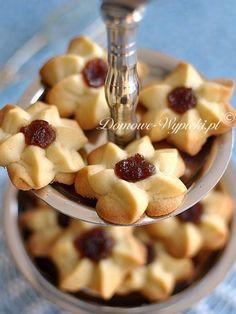 Ciasteczka the lovely nails - Lovely Nails Baking Recipes, Cookie Recipes, Dessert Recipes, Polish Desserts, Pumpkin Cheesecake, Christmas Baking, Sweet Recipes, Holiday Recipes, Food Porn