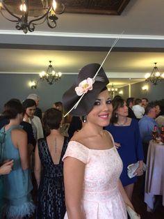 Tocado para Inma!! ❤️ #bodasvalencia #invitada #complementosboda #atugusto #ponteguapa #diferénciatedelresto #tocadosvalencia #hechoamano #handmade #tocadosamedida #personalízate #valencia #bodas2015