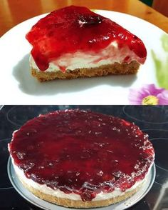 Greek Desserts, Party Desserts, Dessert Recipes, Kitchen Recipes, Cooking Recipes, Cheesecakes, Nutella, Chocolate Cake, Sweet Recipes