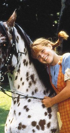 The New Adventures of Pippi Longstocking (1988) - I loved this movie!
