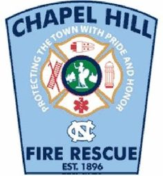 Chapel Hill Fire Department Logo