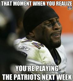 You better run... This is the PATRIOTS we're talkin bout! Patriots are the BEST TEAM EVER!!