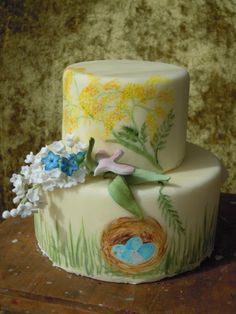 Easter in Spring - Cake by Caterina Fabrizi