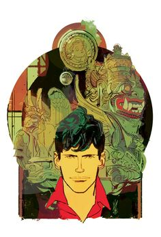 Dylan Dog per Scuola di fumetto by GigiCave.deviantart.com on @DeviantArt
