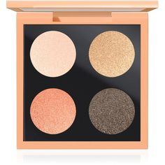 Mac Vibe Tribe Eyes X 4 Eye Shadow Palette, Call Of The Canyon found on Polyvore featuring beauty products, makeup, eye makeup, eyeshadow, beauty, kosmetyki, call of the canyon, filler, mac cosmetics and palette eyeshadow