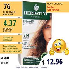 Herbatint #HerbatintAnticaHerbavita #BathBeauty #HairScalp #HairColor
