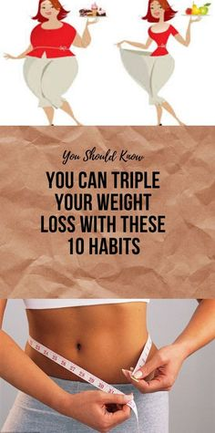You Can Triple Your Weight Loss With These 10 Habits Wellness Fitness, Fitness Diet, Health Fitness, Natural Health Tips, Natural Health Remedies, Trapezius Stretch, Walking Program, Health Chart, Shoulder Tension