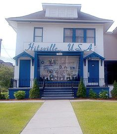 """This is the cradle of the Motown Sound. """"Hitsville U.S.A."""" — a former photographers' studio — was Motown's first headquarters which Motown founder Berry Gordy bought in 1959."""