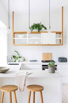 Renovated shed becomes guest house | Home Beautiful Magazine Australia