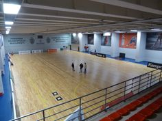 All sports flooring signed DR, including removable, are FIBA approved