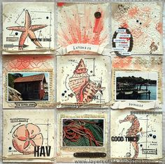 "Check out ""Layers of ink - Blueprints and Stencils Layout"" on layersofink.blogs...featuring designs using Tim Holtz products!"