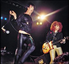 (^o^) The Cramps - Lux Interior and Poison Ivy - The Roxy, Sunset Boulevard, West Hollywood, California - Photo by Glen E. Punk Rock, Rock N Roll, Los Pepes, Danzig Misfits, Glenn Danzig, Hip Hop, Abbott And Costello, The Cramps, West Hollywood