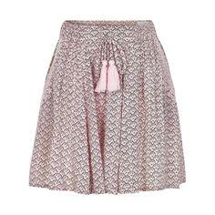 Creamie Helene pearl blush rok - meisjeskleding - Eileen4Kids