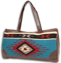 """Beautiful Soft Wool Tote Bag with Colorful, Geometric patterns inspired by the ancient Zapotec and Mayan Cultures Big and Roomy! Measures Approx 20"""" X 12"""" with one inside pocket. Comfortable and durable Shoulder Straps with a 10 inch strap drop. Wide selection of designs to choose from. """"Beautiful Work of Art"""" as described by a previous buyer. We guarantee you will love this bag or your money back!"""