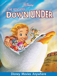 The Rescuers Down Under -- You can find out more details at the link of the image.