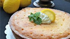 Lemon cake topped with a simple lemon syrup uses minimal ingredients and tastes so heavenly people will be asking for the recipe.