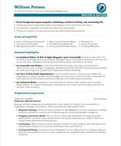 Communications Resume Template Pleasing 135 Best Resume Images On Pinterest  Resume Ideas Resume Examples .