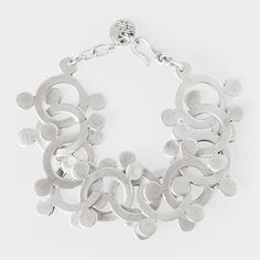 Moving Lines Bracelet – Ottoman Jewelry, 2009 - MoMA Moma Shop, Minimal Fashion, Minimal Style, Fabric Jewelry, Jewelry Bracelets, Jewellery, Vintage Jewelry, Modern Jewelry, Jewelry Accessories