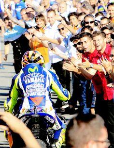 """Conferenza Stampa, Valentino """"Marquez se ne sbatte i coglioni"""""""