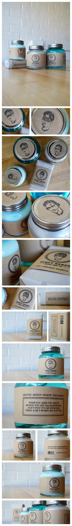 Dirty Nerdy Dudes Soap Co
