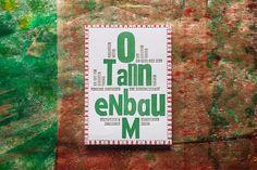 Die postcard wurde mit alten Holzlettern und Klischee auf dem 710gramm Cotton-Papier Warmwhite von Metapaper aus der Papierfabrik Zuber gedruckt.