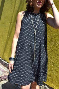 Sew Tessuti Blog - new pattern - The Ruby Top/Dress