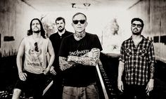Converge's Jacob Bannon On Queen, Texas Wrestling and Being a Mixed Martial Arts Judge - DC9 At Night