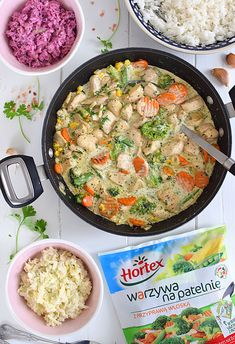 Healthy Foods To Eat, Healthy Recipes, Polish Recipes, Tortellini, Paella, Cheeseburger Chowder, Quiche, Risotto, Lunch Box
