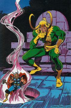 Loki - John Buscema