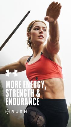 UA RUSH™ fabric takes the energy you give off when you work and reflects it back into your muscles, increasing blood flow and helping them work harder. Elvira Movies, Asia Ray, Badass Jeep, Hot Country Girls, Love Is Comic, Beautiful Athletes, Work Harder, Female Pictures, Batcave