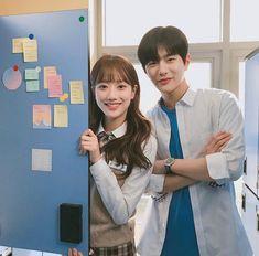 Teen Web, Teen Images, Teen Series, Web Drama, Korean Couple, Ulzzang Couple, Woollim Entertainment, Avatar Couple, Cute Couple Pictures