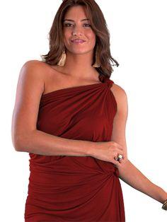 Convertible Wrap Top ,  - HIPKNOTIES Multi Way Wrap Dress, HIPKNOTIES Multi Way Wrap Dress  - 1