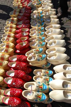 love me some wooden shoes