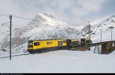 RailPictures.Net Photo: 23402 RhB - Rhätische Bahn Gmf 4/4 234 at Pontresina, Switzerland by Georg Trüb