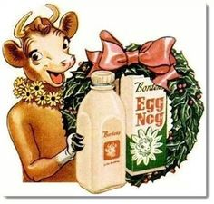 When It Comes To Eggs? Nog Makes the Grade eggnog was mom's favorite she couldn't wait for Christmas time to come to buy eggnog we had it all the time she loved it and without the liquor