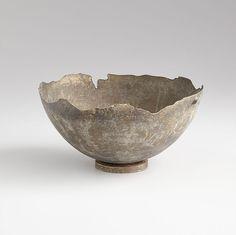 Pompeii Bowl in Various Sizes design by Cyan Design