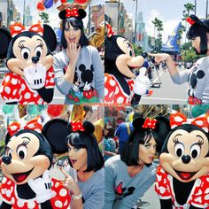 Katy Perry @ Disney