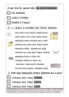 Provinha português dudu Bullying, Education, Hinata, Microsoft, Calendar, Internet, Free, Reading Activities, Sight Word Activities